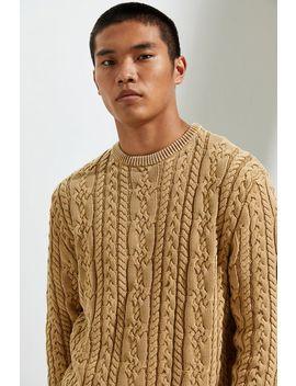 Katin Heavyweight Fisherman Crew Neck Sweater by Katin