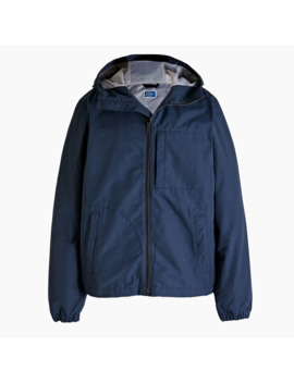 Cotton Nylon Jacket by J.Crew