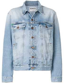 The Nico Denim Jacket by Fiorucci