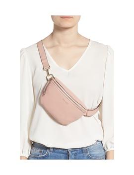Medium Polly Leather Belt Bag by Kate Spade New York