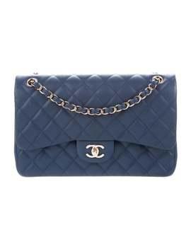 2019 Classic Jumbo Double Flap Bag by Chanel