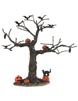Lemax® Spooky Town® Batty For Pumpkins Tree by Lemax
