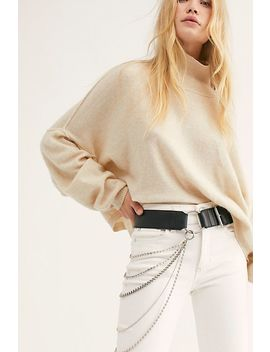 Diamonte Chain Belt by Free People