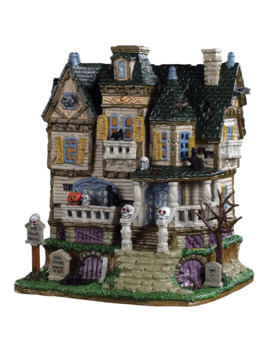 Lemax® Spooky Town® The Haunted Knoll by Lemax