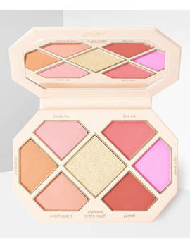 Rose Cut Gems Blush & Cheek Topper Palette by Jouer Cosmetics