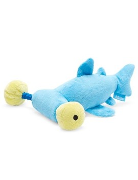 Bark Hammerhead Shark Dog Toy   Hammerin' Hank The Shark by Shop Collections