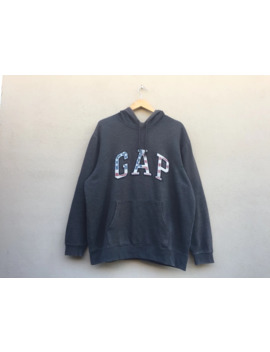 💥Last Drop Before Delete💥 Vintage Gap Usa Hoodie Hip Hop Style by Vintage  ×  Gap  ×