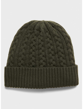 Cable Beanie by Banana Republic Factory