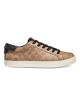 Signature C126 Signature Low Top Sneakers by Coach