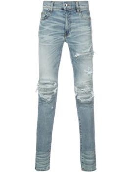 'mx1' Jeans Mit Patch Einsätzen by Amiri