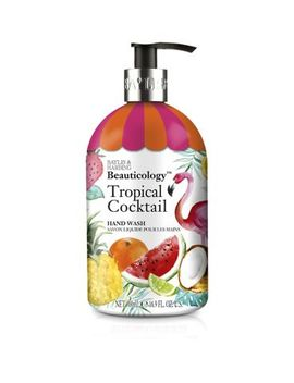 Baylis & Harding Beauticology Tropical Cocktail Hand Wash 500ml by Beauticology