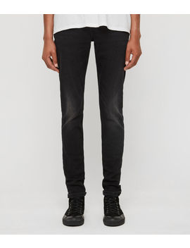 Rex Slim Jeans, Dark Grey by Allsaints