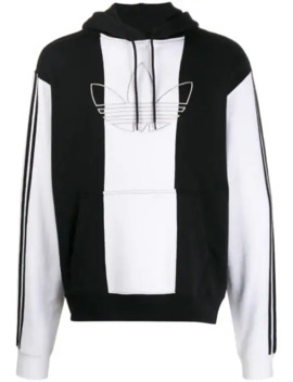 Two Tone Hoodie by Adidas