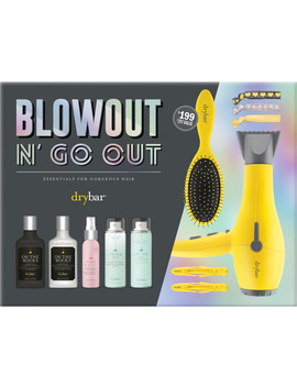 Blowout N' Go Out by Drybar