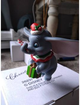 Dumbo Disney Christmas Magic Collection Tree Ornament by Etsy