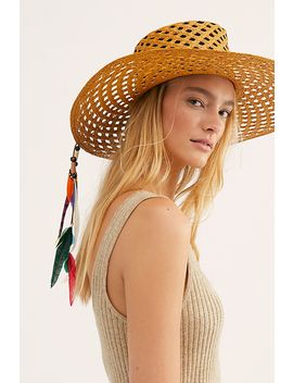 Saint Tropez Straw Hat by House Of Lafayette