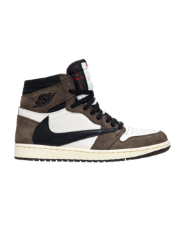 Travis Scott X Air Jordan 1 Retro High Og 'mocha' by Brand Air Jordan
