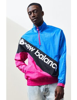 New Balance Optiks Anorak Pullover by Pacsun