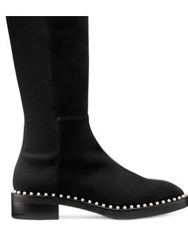 The 5050 Pearl Boot by Stuart Weitzman