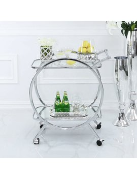 Tracy Serving Cart by Canora Grey