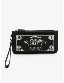 My Chemical Romance Spirit Board Wristlet by Hot Topic