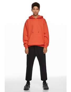 Tracksuit With Hoodie by Zara