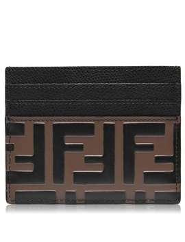 Ff Card Holder by Fendi