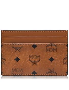 Mcm Visetos Card Card 00 by Mcm