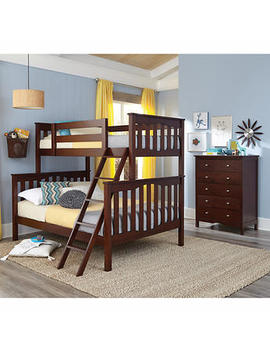 Seneca 2 Piece Twin Over Full Bunkbed Set by Costco