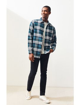 Pac Sun Tory Flannel Shirt by Pacsun