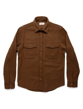 The Maritime Shirt by Taylor Stitch