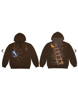 Highest In The Room Hoodie Cactus Jack Travis Scott by Travis Scott  ×