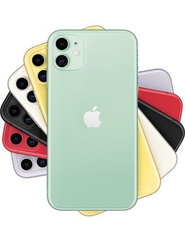 I Phone 11 128 Gb   Green (At&T) by Apple