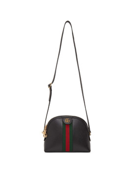 Sac Noir Small Ophidia by Gucci