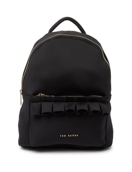 Rresse Ruffle Backpack by Ted Baker London