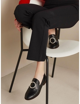 Scala Loafer Black by Doratore