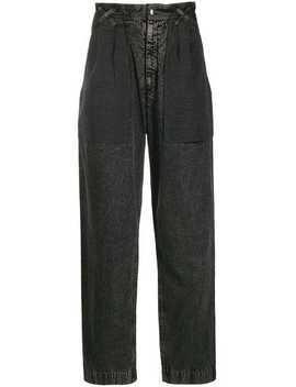 Ruimvallende Jeans by Isabel Marant