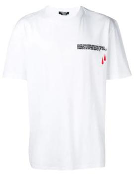 T Shirt Met Borduurwerk by Calvin Klein 205 W39nyc