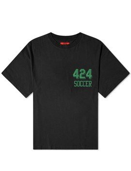 424 Soccer Tee by 424