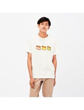 Men Omotenashi Wagashi Bunmei Ut Graphic T Shirt by Uniqlo