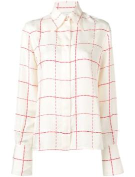 Point Collar Shirt by Victoria Beckham