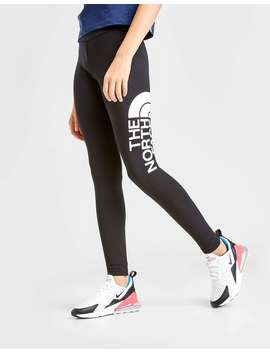 The North Face Girls' Logo Leggings Junior by Jd Sports