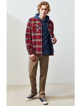 Volcom Belgrade Flannel Shacket by Pacsun