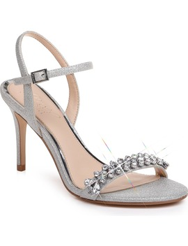 Stefanie Embellished Sandal by Jewel Badgley Mischka