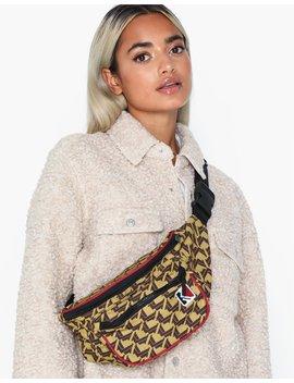Kk Signature Waist Bag by Karl Kani