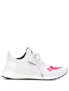 X Pharrell Williams Solar Hu Love Human Made Sneakers by Adidas By Pharrell Williams