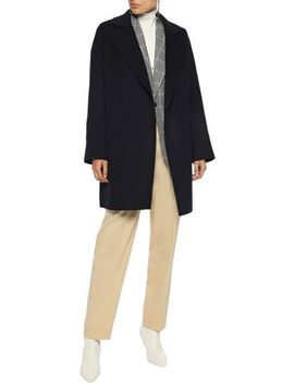 Boy Wool And Cashmere Blend Coat by Theory