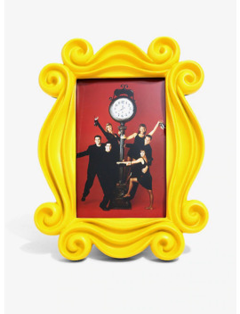 Friends Yellow Photo Frame by Hot Topic