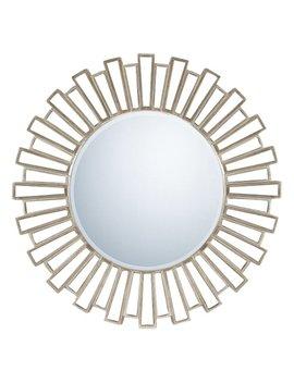 Quoizel Gwyneth Wall Mirror 39.5 D In. by Quoizel