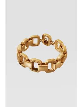 Limited Edition Square Chain Bracelet by Zara